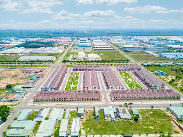 Bất động sản liền kề khu công nghiệp tăng trưởng bất chấp đại dịch - Ảnh 1.